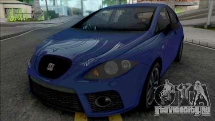 Seat Leon Cupra 2007 для GTA San Andreas