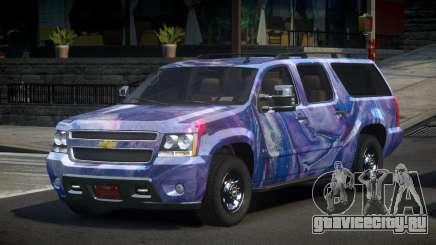 Chevrolet Suburban GS S2 для GTA 4