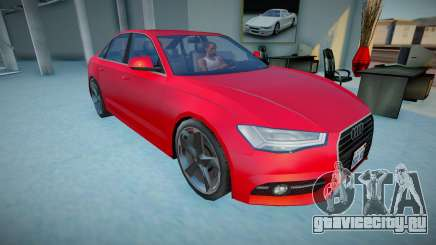Audi A6 (Stock) для GTA San Andreas