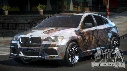 BMW X6 PS-I S4 для GTA 4