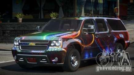 Chevrolet Suburban GS S5 для GTA 4