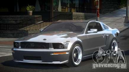Ford Mustang BS-U для GTA 4