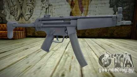 Quality MP5 для GTA San Andreas
