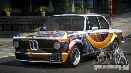 BMW 2002 Turbo Qz S8 для GTA 4