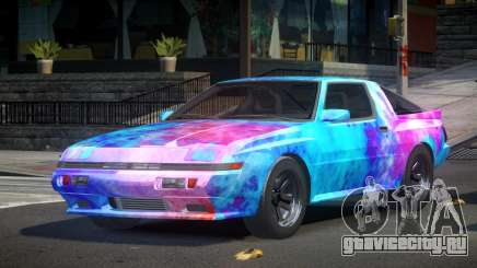Mitsubishi Starion SP-U S4 для GTA 4