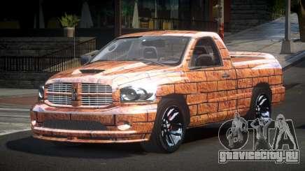Dodge Ram BS-U S1 для GTA 4