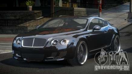 Bentley Continental ERS для GTA 4
