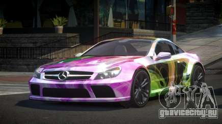 Mercedes-Benz SL65 U-Style PJ10 для GTA 4