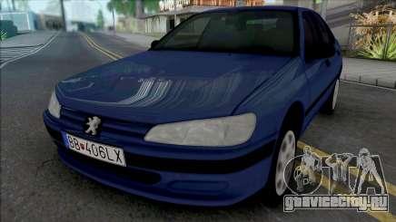 Peugeot 406 [HQ] для GTA San Andreas