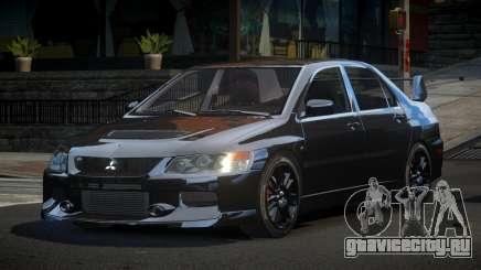 Mitsubishi LE IX для GTA 4