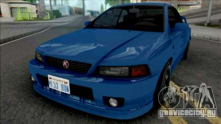 GTA Online Karin Sultan [Classic Small] для GTA San Andreas