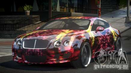 Bentley Continental ERS S4 для GTA 4