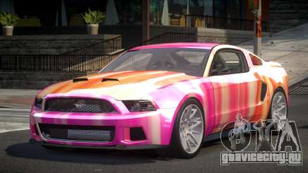Ford Mustang GT-I L4 для GTA 4