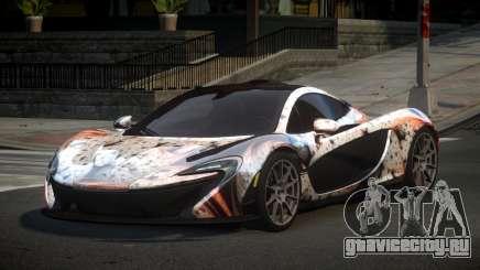 McLaren P1 Qz S8 для GTA 4