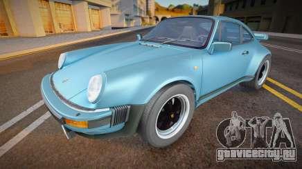 Porsche 911 Turbo (good model) для GTA San Andreas