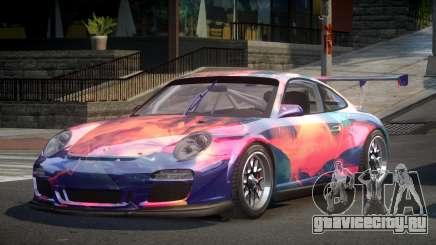 Porsche 997 GT S9 для GTA 4