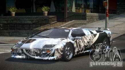 Lamborghini Diablo U-Style S10 для GTA 4