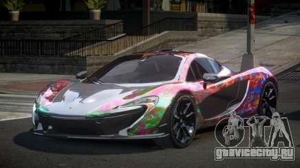 McLaren P1 GS-I L4 для GTA 4