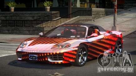 Ferrari 360 US S4 для GTA 4