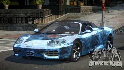 Ferrari 360 US S2 для GTA 4