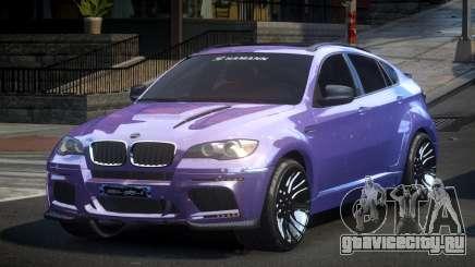 BMW X6 PS-I S5 для GTA 4