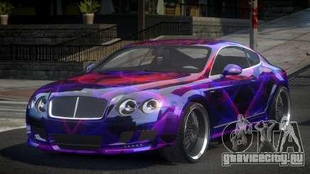 Bentley Continental ERS S7 для GTA 4