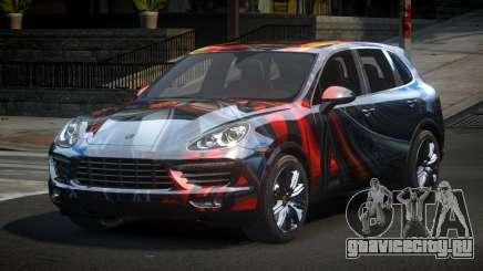 Porsche Cayenne US S3 для GTA 4