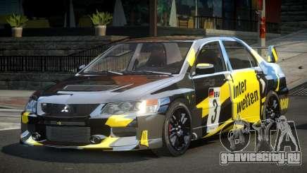 Mitsubishi LE IX S7 для GTA 4