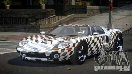 Ford GT1000 U-Style S5 для GTA 4