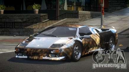 Lamborghini Diablo U-Style S5 для GTA 4