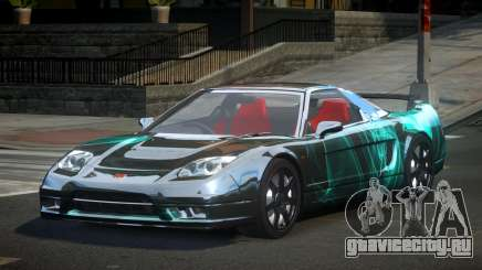 Honda NSX GS S7 для GTA 4