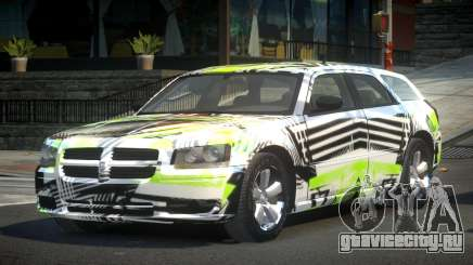 Dodge Magnum GS-U S9 для GTA 4