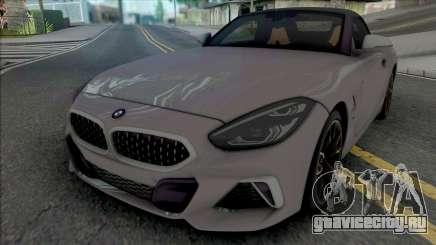BMW Z4 M40i 2019 [HQ] для GTA San Andreas