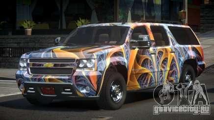 Chevrolet Suburban GS S8 для GTA 4