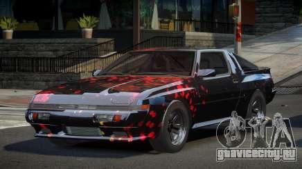 Mitsubishi Starion SP-U S9 для GTA 4