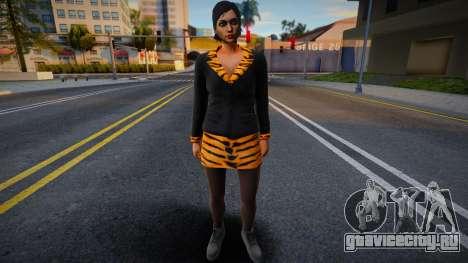 Maria Latore GTA III для GTA San Andreas