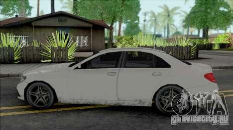 Mercedes-Benz E-Class 2020 Lowpoly для GTA San Andreas
