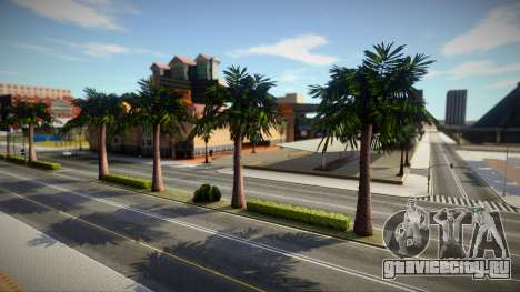 VCS Vegetation для GTA San Andreas