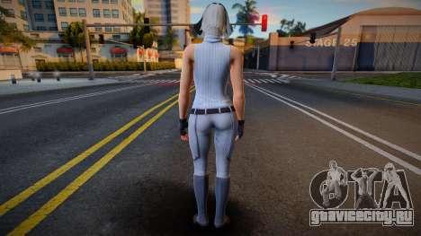 Agent Christie 5 для GTA San Andreas