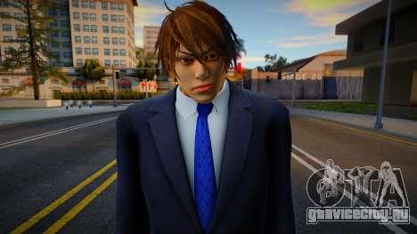 Shin Kamiya Tekken Blood Vengeance для GTA San Andreas