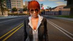 Sexy girl from DOA 3 для GTA San Andreas