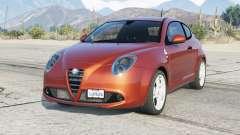 Alfa Romeo MiTo Quadrifoglio Verde (955) 2014〡add-on v2.5b для GTA 5
