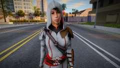 Assassins Creed Chronicles: Shao Jun Ezio Outfit для GTA San Andreas