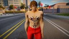 Shin Fu Kung Fu 6 для GTA San Andreas