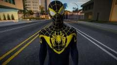 Spider-Man Miles Morales Uptown Pride Suit для GTA San Andreas