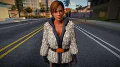 Dead Or Alive 5 - Lisa Hamilton 2 для GTA San Andreas