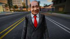 Dead Or Alive 5 - Train Man 3 для GTA San Andreas