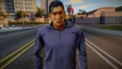 Sergei FBI 2 для GTA San Andreas