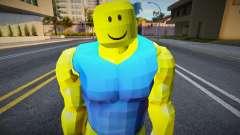 Buff Noob для GTA San Andreas