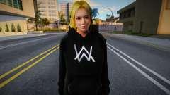 DOA Helena Douglas Fashion Casual Style Alan W 1 для GTA San Andreas